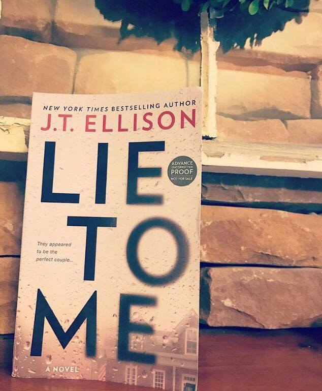 Book Review: Lie to Me