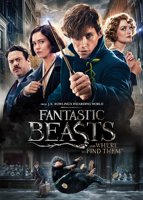 Fantastic Beasts and Where to Find Them DVD Release