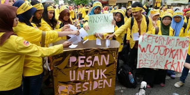 Besok, Giliran Mahasiswa Islam Se-Jakarta Siap Turun ke Jalan Kritik Pemerintah