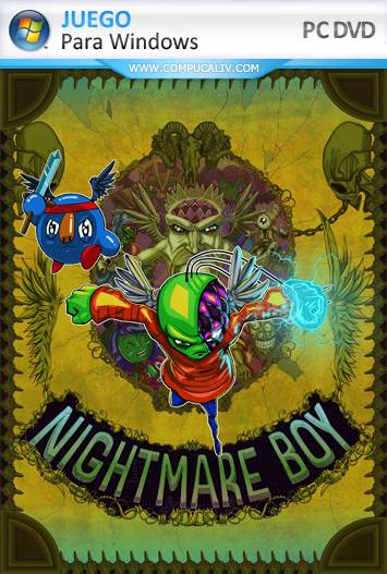 Nightmare Boy PC Full Español