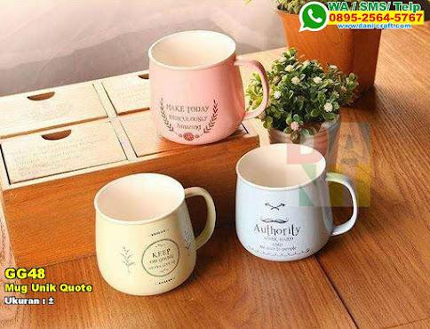 Mug Unik Quote