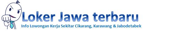 Loker Jawa Terbaru