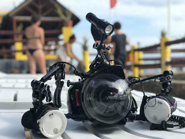 Scuba Toys, Dive Light Review, Top Dive Underwater Light