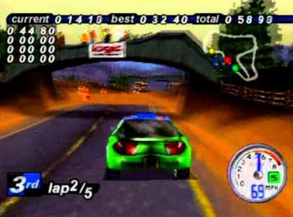 Download Game Rally Cross 2 PS1 PSX Iso Racing For Android