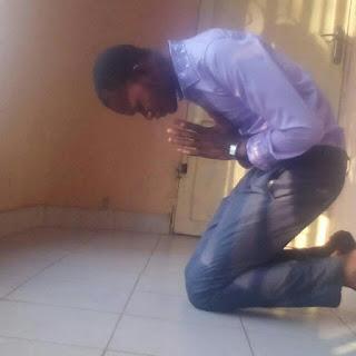 the repentance of prayer of a sinner