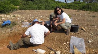 Η Λέσβος πριν από μισό εκατομμύριο χρόνια
