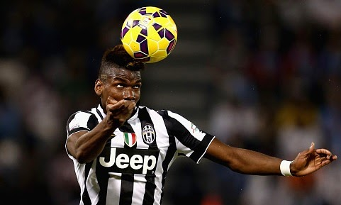 Barcelona enter race to sign Paul Pogba