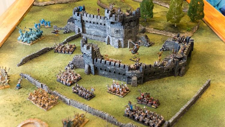 MF WARS: Terrain Tuesday - Dungeon Painter Online, 3D