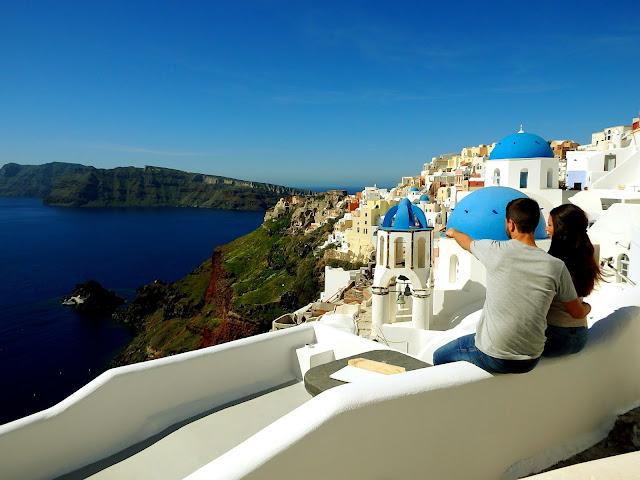 Qué ver y hacer en Santorini, Grecia. Dónde dormir, cómo llegar y dónde comer barato.