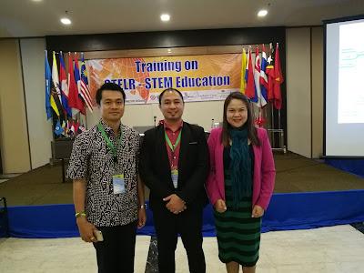 Kursus STELR - STEM Education di Bandung - Hari 05