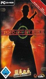 Sudden Strike Box Art - Sudden Strike Gold-Razor1911