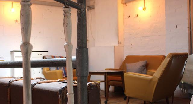 Hatch Cafe in Hackney