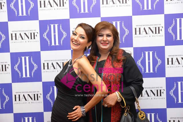 Red Carpet Launching Of Hanif Store In Islamabad