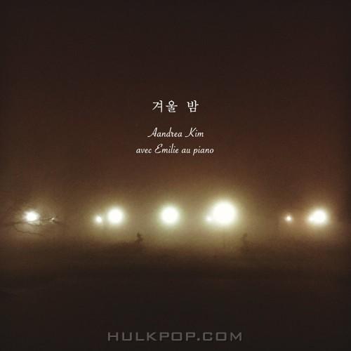 Aandrea Kim – 겨울밤 – Single