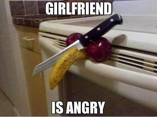22 Meme Internet Girlfriend Is Angry