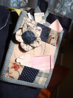 Travel Sewing Kit - front