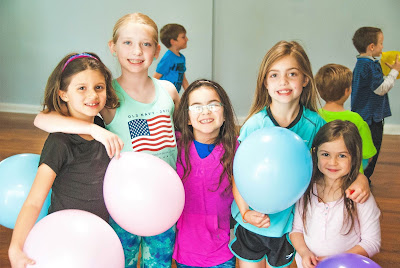 Kids fitness classes at Greenleaf Fitness Cheverly