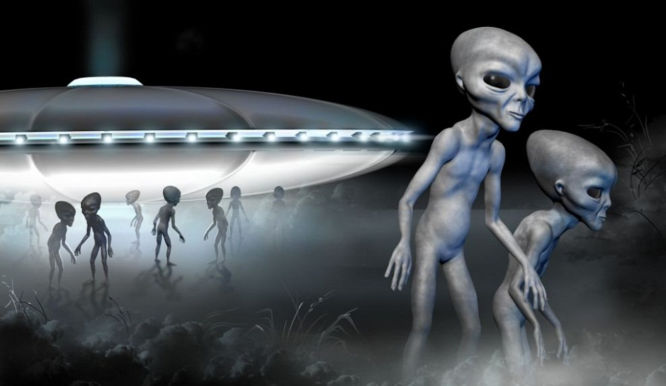 Daily 2 Cents: UFO Communication / 'Hissing' Grey Entity -- Black-Eyed People Seem Normal -- Artist Depicts Alien Beings He Encountered