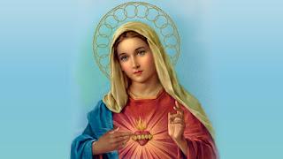 A Oração Poderosa Maria Passa na Frente