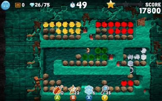 Boulder Dash 30th Anniversary Game Download