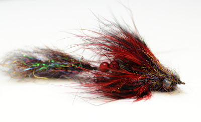 cheech leech articulated fly pattern streamer