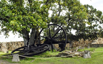 Ruinas del ingenio La Demajagua