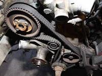 Perbedaan Fisik Timing Belt Taft GT 001 dan 008