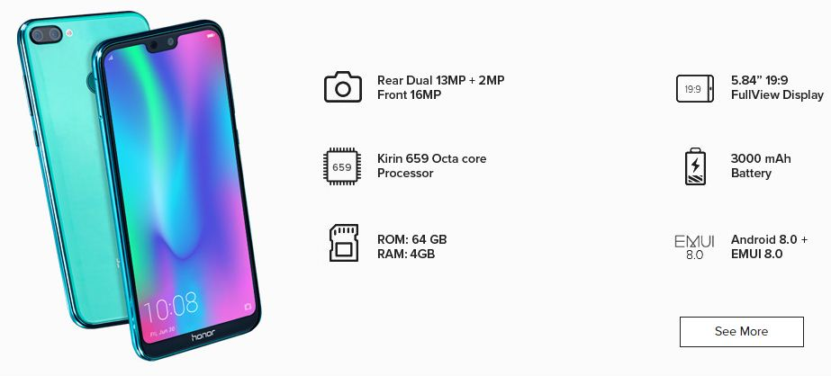 Buy Honor 9N In 1 Rs Only - Honor 9N Super Sale, How to buy honor 9N in 1 Rs only, honor 9N flash sale in 1 Rs