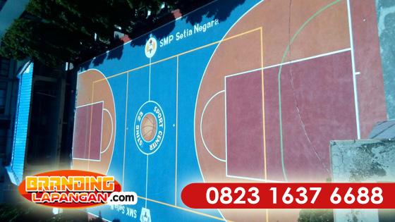 Harga Pengecatan Lapangan Basket, Jenis Cat Lapangan Basket, Jasa Cat Lapanagan Basket, Jasa Pengecatan Lapangan Basket, Harga Cat Lapangan Basket