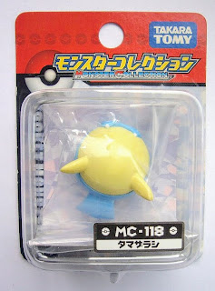 Sphea Pokemon figure Tomy Monster Collection MC series