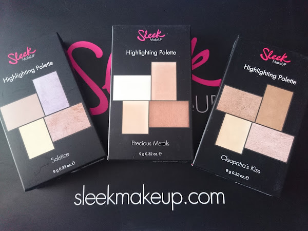 Sleek Highlighter Series : Solstice