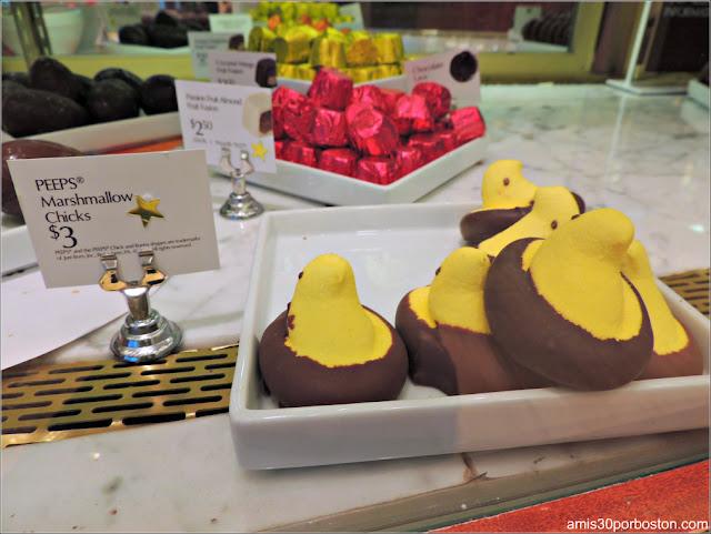 Peeps con Chocolate Godiva, Semana Santa en Estados Unidos