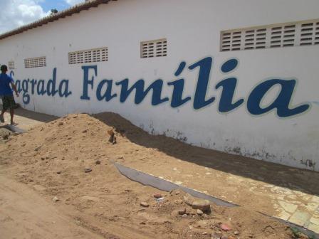 COLUNA DE NEUMA: Comemorando 25 anos Albergue Sagrada Família