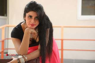 Telugu Actress Harini Stills at Dhyavudaa Movie Teaser Launch  0398.JPG