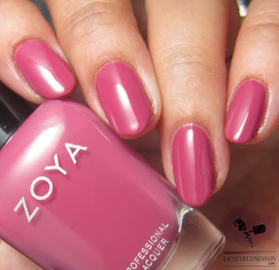 nail polish swatch of Zoya Hera from the fall 2017 Sophisticate collection