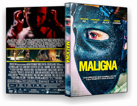 CAPA DVD – MALIGNA – ISO