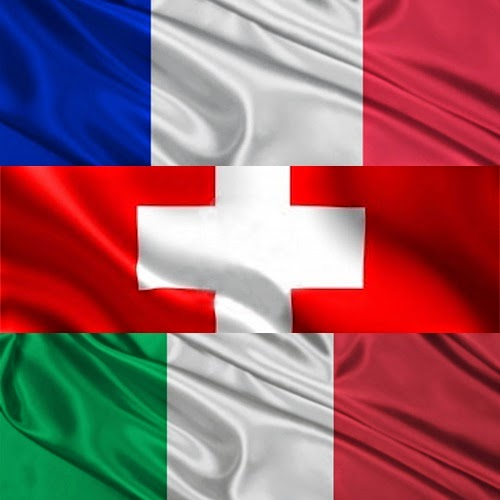 Prancis/Swiss/Italia