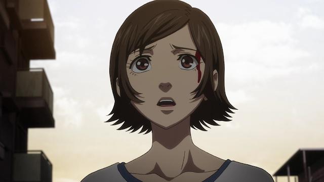 الحلقة الثانية من Kokkoku مترجمة