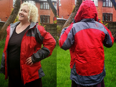 Trespass Ladies Kangchen Trestex Raincoat Review