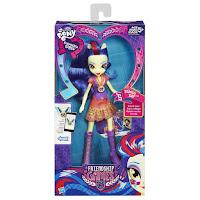 MLP Indigo Zap Equestria Girls Friendship Games School Spirit Doll - $14.99