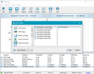 برنامج, مراقبة, نظام, التشغيل, SysGauge, اخر, اصدار