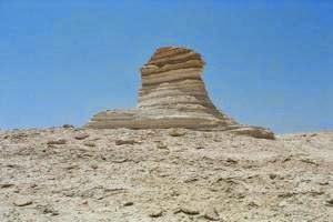 Содом и Гоморра были наказаны - бог (Яхве) уничтожил эти города, превратив долину в мёртвую бесплодную пустыню