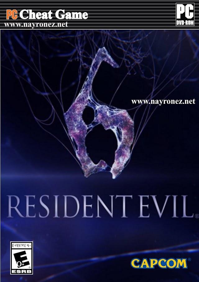 Download Trainer Resident Evil 6 v1.0 Plus 14