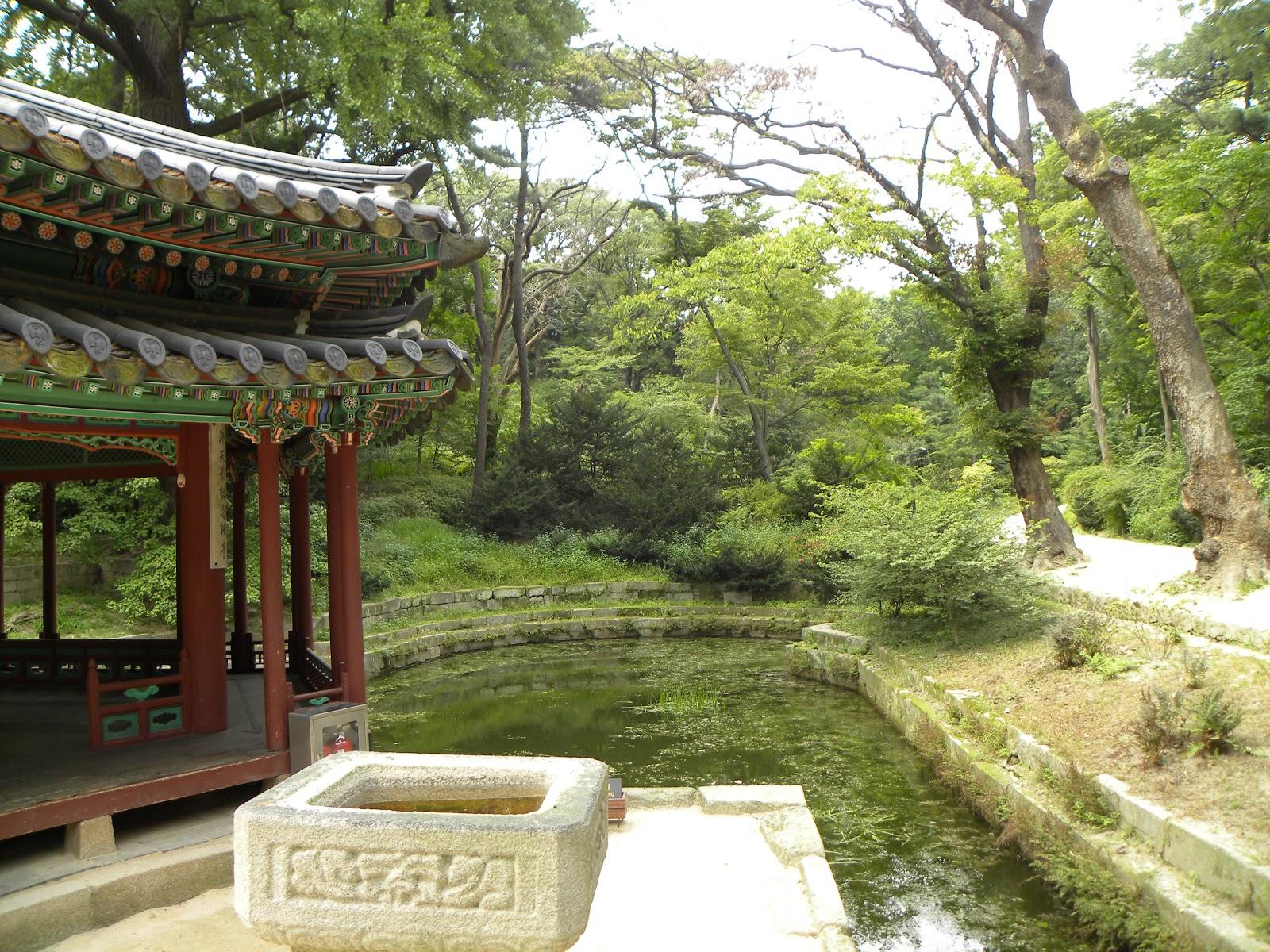Diario de viajes corea del sur seoul el palacio for Cancion secretos en el jardin