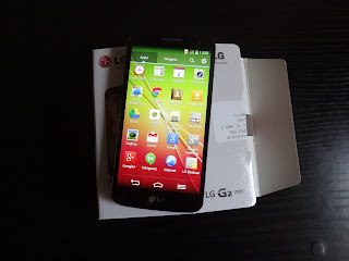 LG G2 mini screen