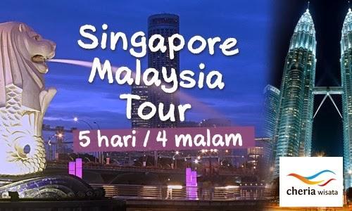 Promo Paket Tour Wisata Muslim Malaysia Singapore 2014