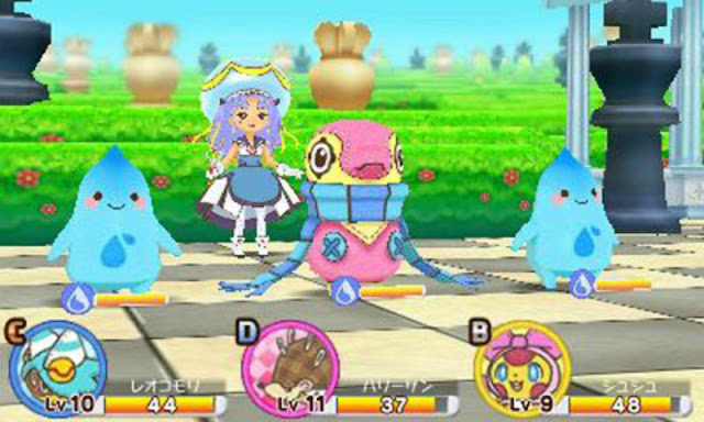 Minarai Majo to Mokomoko Friends Screenshot-3