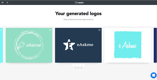 7 Incredible Websites To Create Free Logo For Your Business : eAskme