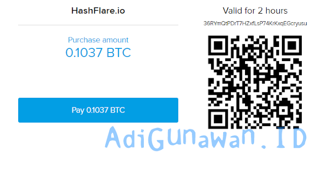 Bitcoin Di HashFlare Cloud