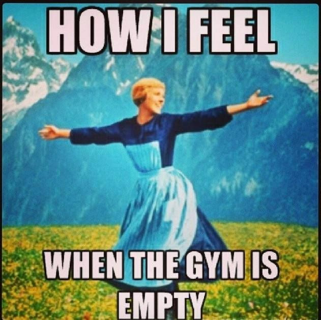 Funny and Motivational Gym Memes